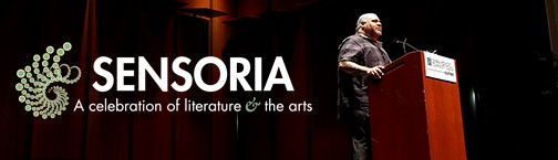 Chris Abani Lecture at Sensoria: A celebration of literature and the arts